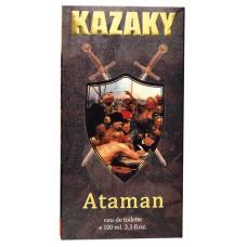 "Туалетна вода ""KAZAKY ""  Ataman 100  мл чол"