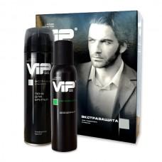 """Набір для чоловіків  """"VIP  For Men"""": піна для гоління 200 мл та дезодорант для тіла 150 мл"""