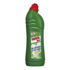 Гель для чищення унітазів з ароматом сосни Saamix