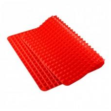 """Силіконовий килимок для запікання """"Піраміда"""""""