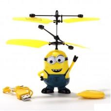 """Іграшка-вертоліт """"Міньон"""""""