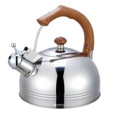 Чайник нержавіючий зі свистком Con Brio CB-408