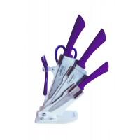 Набір ножів з підставкою Con Brio